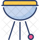 Bbq Party Grill Icon