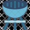 Grill Bbq Kitchen Icon