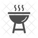 Summer Outdoor Forest Icon