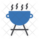 Barbecue Pot Grilled Barbecue Icon