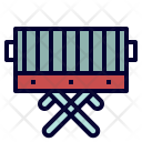 Barbecue Stand Icon