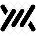 Barbed Wire Police Icon