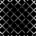 Barbed Wire Fence Razor Wire Icon