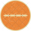 Barbed wire Icon