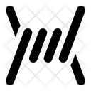Barbed wwire Icon