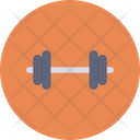 Barbell Workout Training Icon