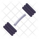 Barbell Gym Weight Icon