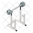 Dumbbells Fitness Halteres Icon