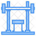 Weight Sport Exercise Icon