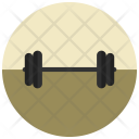 Weight Lifting Barbell Icon