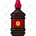 Barbeque Barbecue Bottle Icon