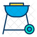 Bbq Grill Food Icon