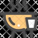 Barbeque Beefsteak Bbq Icon
