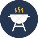 Barbeque Bbq Grill Icon
