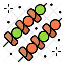 Grill Bbq Meat Icon