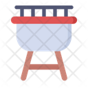 Barbeque Barbecue Kebab Icon