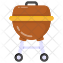Outdoor Grill Grill Bbq Equipment Icon