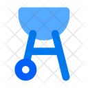 Barbeque Barbeque Pot Party Icon