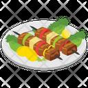 Barbeque Stick Icon