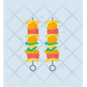 Barbeque Stick Icon