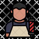 Barber Job Avatar Icon