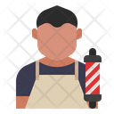 Barber Job Avatar Icon
