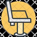 Barber Chair Salon Icon