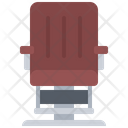 Chair Armchair Hairstyle Icon