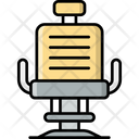 Barber Chair Icon