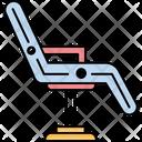 Barber Chair Parlour Chair Revolving Chair Icon