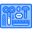 Barber equipment Icon