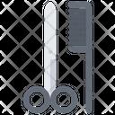 Barber equipment Icon