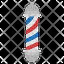 Barbershop Pole Barber Icon