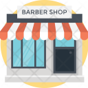 Barber Shop Salon Icon