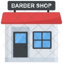 Salon Exterior Building Icon