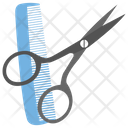 Barber tools Icon