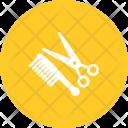 Barber Comb Tools Icon