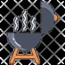 Barbique Pot Icon