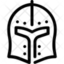 Barbuta Icon