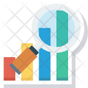 Barchart Bargraph Infographics Icon