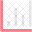 Barchart Line Chart Infographic Icon