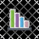 Barchart Graph Diagram Icon