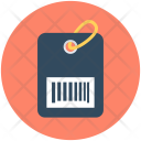 Barcode Tag Price Icon
