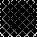 Barcode Scanner Examine Icon