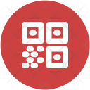 Barcode Blue Code Icon