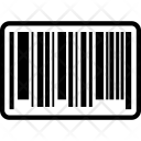 Barcode Upc Universal Icon