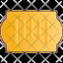 E Commerce Barcode Label Icon