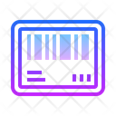 Barcode Code Scanner Icon