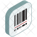 Scan Barcode Product Icon