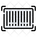 Barcode Scan Scanning Icon